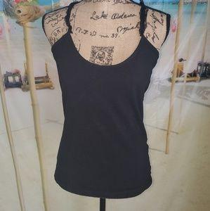 Zara Collection Lace spaghetti strap Top